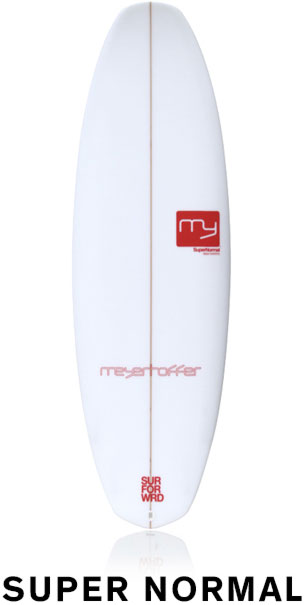 Meyerhoffer Super Normal Surfboard