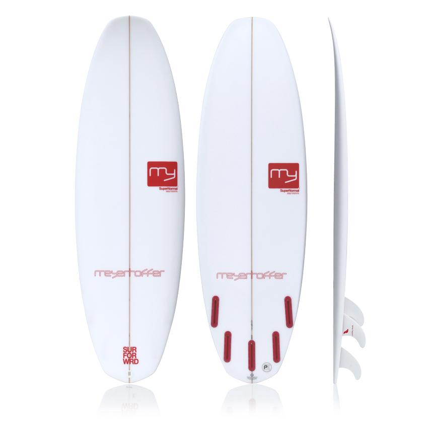 Supernormal Surfboard